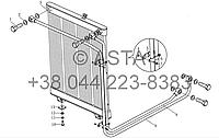 Масляный Радиатор на YTO 1004, фото 1