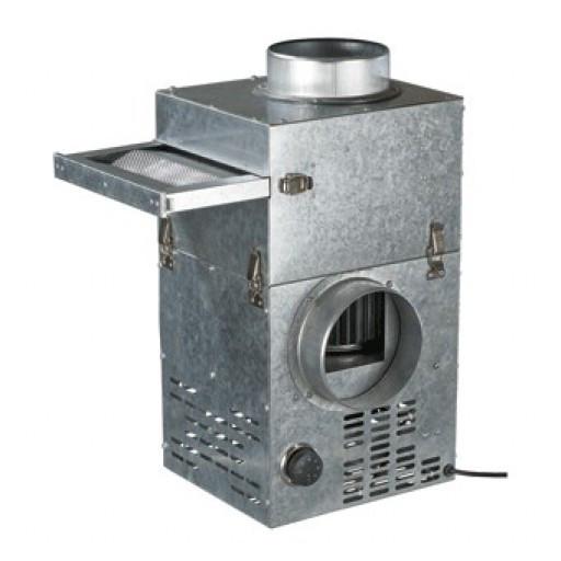 Вентилятор каминный Вентилятор каминный Вентс КАМ 125 + ФФК (220/60)