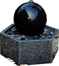 Фонтан из камня гранита Малая Сфера