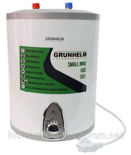 Бойлер Grunhelm GBH I-10U (10 л) в интернет-магазине