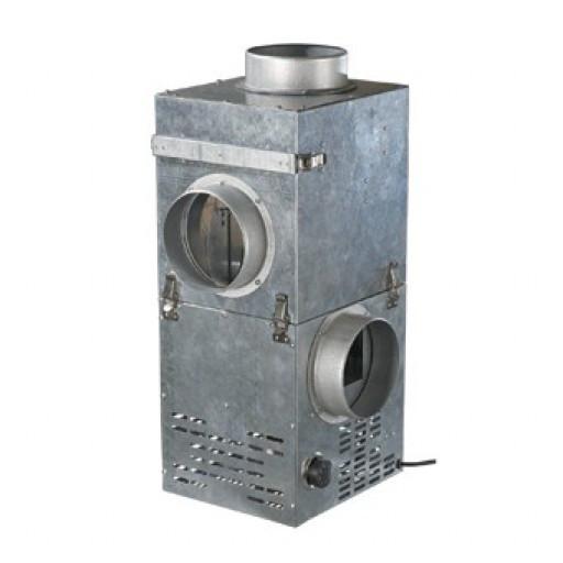 Вентилятор каминный Вентилятор каминный Вентс КАМ 125 ЭкоДуо (КФК)