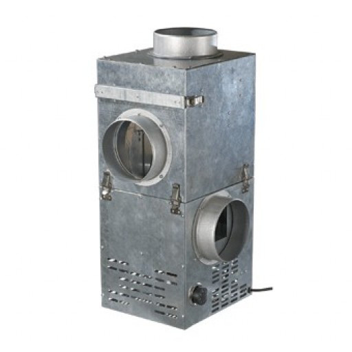 Вентилятор каминный Вентилятор каминный Вентс КАМ 125 ЭкоДуо (КФК+ГФК)