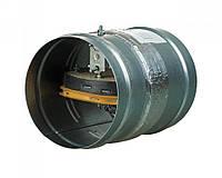Клапан огнезадерживающий Вентс ПЛ-10-1A ДН125/EI120