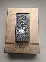 Электроимпульсная USB зажигалка M2 Print , Зажигалка Тесла