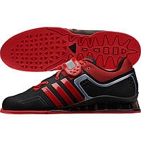Штангетки Adidas adiPower Weightlifting Black/Scarlet