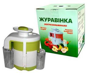Соковитискач Журавинка СВСП - 102П з шатківницею