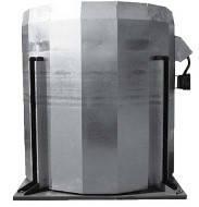 Вентилятор крышный радиальный ССК ТМ KROV91-080-DUV-F