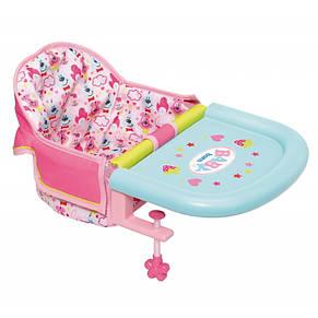 Стульчик для кормления пупса Baby Born Zapf Creation 825235, фото 2