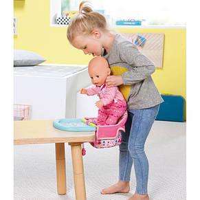 Стульчик для кормления пупса Baby Born Zapf Creation 825235, фото 3