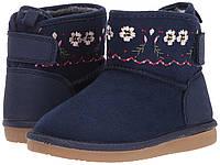 Ботинки детские Carters eur 23 27 15 17 см демисезонные ботиночки для девочки