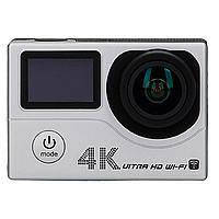 Экшн-камера Remax (OR) Waterproof Wi-Fi action camera for extremely  sports exercise SD-02 Silver