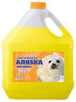 Антифриз Аляsка ANTIFREEZE-40 8.50л желтый