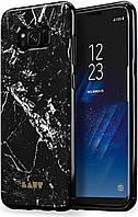 Чехол для Samsung Galaxy S8 (G950) Laut Huex Elements Marble Black