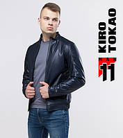 11 Киро Токао   Осенняя куртка 3560 темно-синий