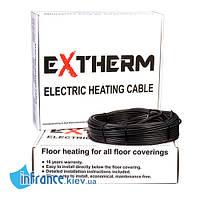 Двужильный нагревательный кабель EXTHERM ETС ECO 20-1000, фото 1