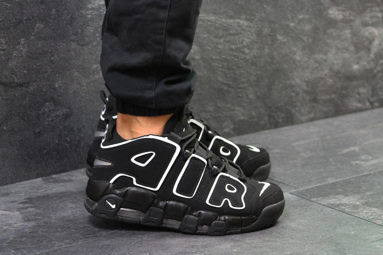 e08b1628 Мужские кроссовки Nike Air More Uptempo 96, черно-белые 41. В наличии.  Новинка. 1200 UAH 1 200 грн.