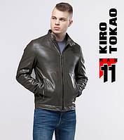 11 Kiro Tokao   Куртка осенняя 3916 хаки