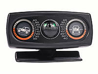 Кренометр Aumohall автомобильный - измеритель угла наклона (Инклинометр)