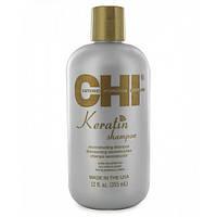 Шампунь кератиновое восстановление CHI Keratin Reconstructing Shampoo