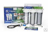 Трехступенчатый Бытовой фильтр FP3-2 Aquafilter