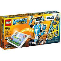 Конструктор BOOST Набор для конструирования  и программирования 847 деталей LEGO (17101)