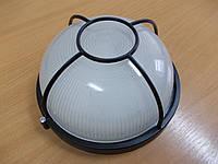 Светильник НПП1104 черный/круг солнце, фото 1