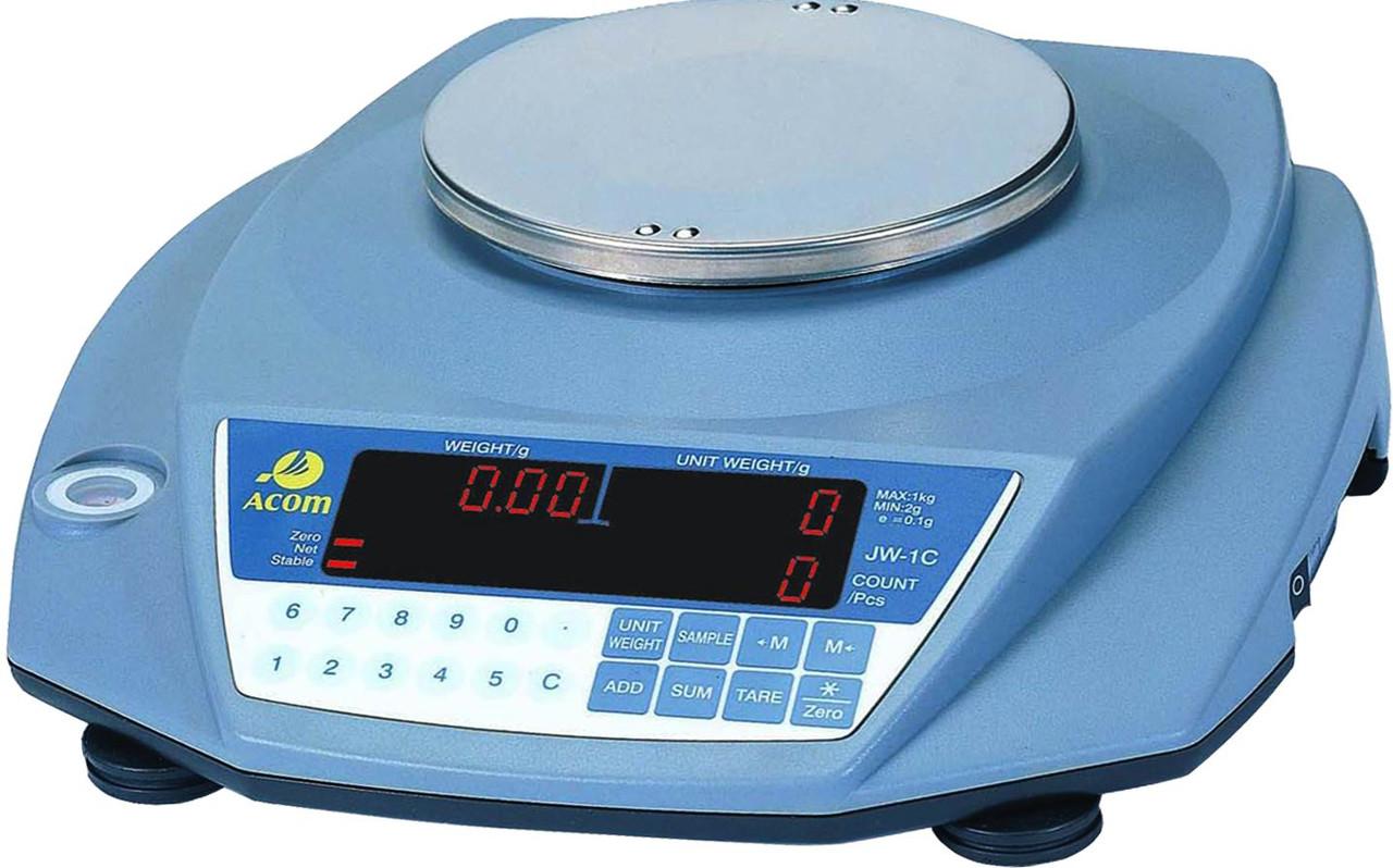 Счётные весы JW-1С 1000 Acom