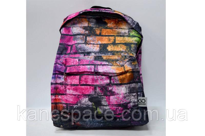 Рюкзак KITE GO-3 №GO17-112М-3