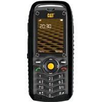 Мобильный телефон Caterpillar CAT B25 черный (5060280961243) Моноблок, 2.0, 240x320, TFT, 78 Mb, microSD, без ОС, SMS, Полифонія, 64 тона, GPRS,