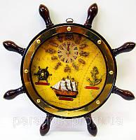 Часы штурвал (014 38cm)