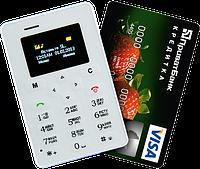 Телефон-кредитка AIEK M5! Кардфон - телефон размером с кредитку., фото 1