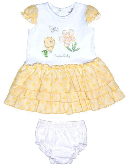 Желтые трусики под платьем фото 10