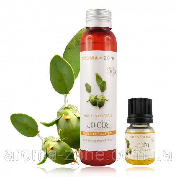 Растительное масло Жожоба (Simmondsia  chinensis) , 100  мл.