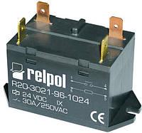 Промежуточное реле R20 30 Ампер 1 НО , 24 переменки.