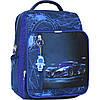Украина Рюкзак школьный Bagland Школьник 8 л. 225 синий 248к (00112702)