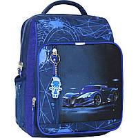 Украина Рюкзак школьный Bagland Школьник 8 л. 225 синий 248к (00112702), фото 1