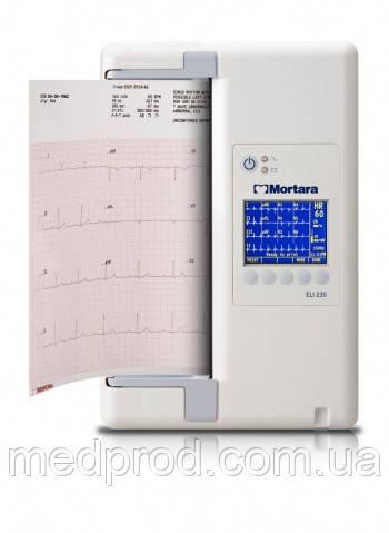 ELI 230 - 12-канальный компактный электрокардиограф ЭКГ пр-ва США