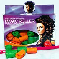 Спиральные бигуди Magic Roller 9 шт.- 25 см. 9 шт.- на волосы 15 см.  , фото 1