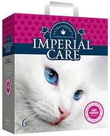 800642 Imperial Care Baby Powder наполнитель комкующийся с запахом, 6 л