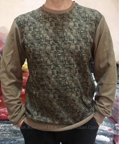 Мужской свитер кашемир пр-во Турция