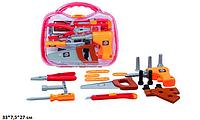 Набор инструментов 2985B в чемодане, Набор игрушечных инструментов, Детские инструменты для мальчика