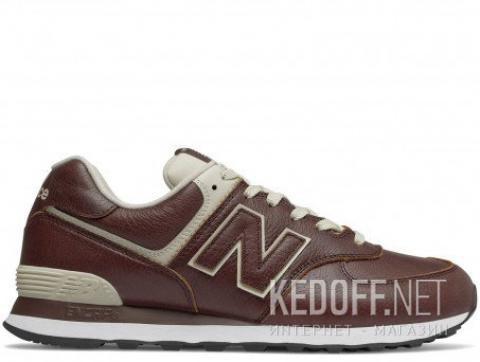 ML574LPB New Balance Мужские кроссовки New Balance ML574LPB - Интернет  магазин обуви Kedoff.net в e117da7b779