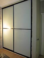 Встроенный шкаф-купе В-18