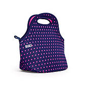 Ланч бэг Built Gourmet Getaway Lunch Tote Mini Dot Navy (LB31-MNV)