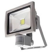 Светодиодный матричный прожектор с датчиком движения 10W, фото 2