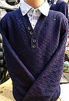 Свитер, обманка с рубашкой детская для мальчика TAIKO