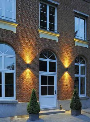 Светильник для фасада DH015 2хGU10 IP54 Код.59330, фото 2