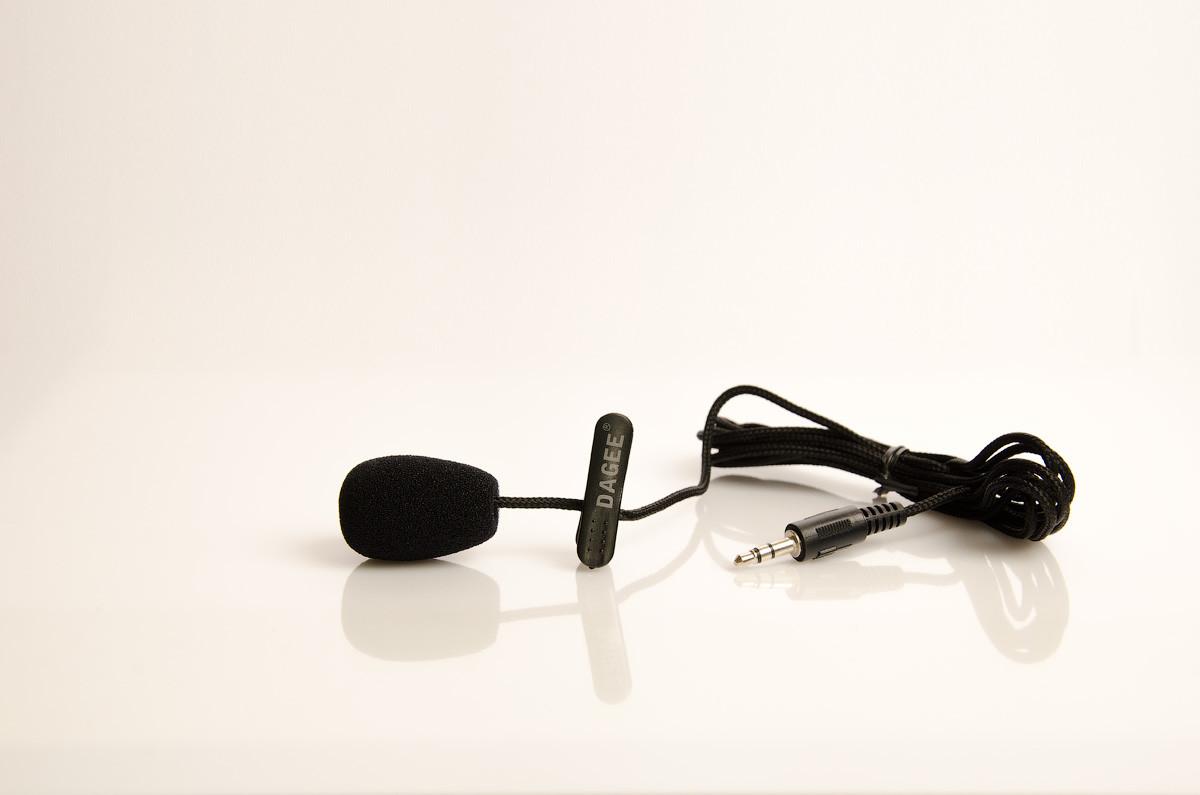 Микрофон петличка Dagee DG-001 MIC