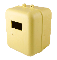Ящик для газового счетчика, газ-кейс, Mastertool 94-0239