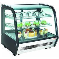 Витрина холодильная настольная FROSTY  RTW 120